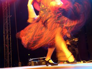 Flamenco Dance, Spain, photo by Michal Jarocinski