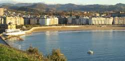 San Sebastian City Beach, by Jorivando