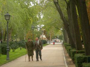 Spain Madrid  Parque el retiro - photo by Carlos Angulo