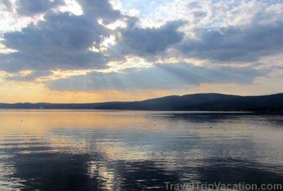 Lago di Bracciano's Calm Presence